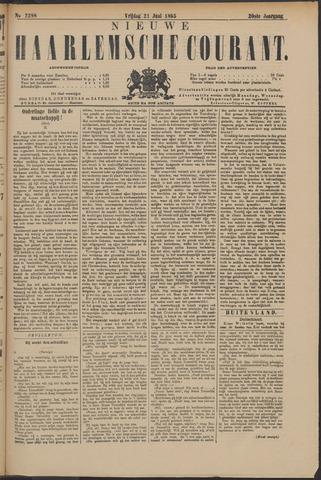 Nieuwe Haarlemsche Courant 1895-06-21