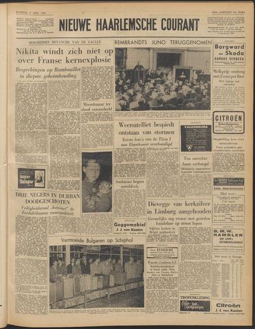 Nieuwe Haarlemsche Courant 1960-04-02