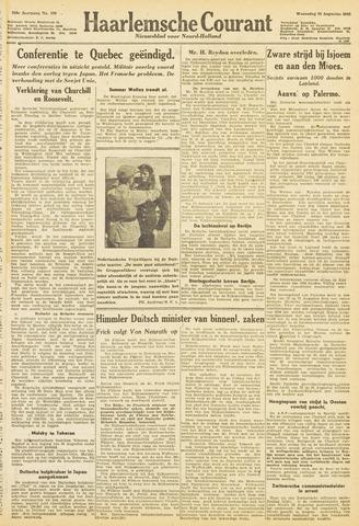Haarlemsche Courant 1943-08-25