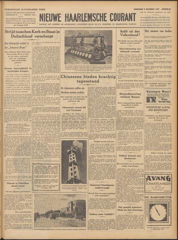 Nieuwe Haarlemsche Courant 1937-12-09