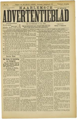 Haarlemsch Advertentieblad 1898-07-09