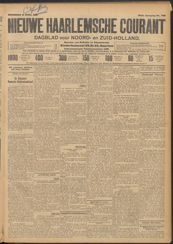 Nieuwe Haarlemsche Courant 1910-04-13