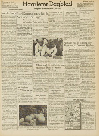Haarlem's Dagblad 1950-07-14
