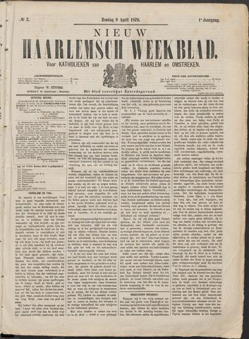 Nieuwe Haarlemsche Courant 1876-04-09