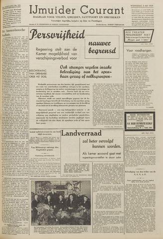 IJmuider Courant 1939-05-03