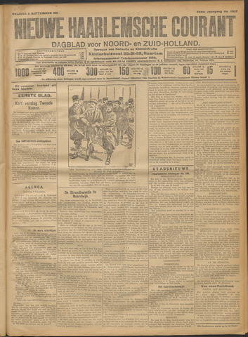 Nieuwe Haarlemsche Courant 1911-09-08