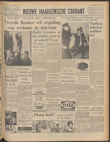 Nieuwe Haarlemsche Courant 1964-09-17