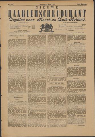 Nieuwe Haarlemsche Courant 1897-03-27