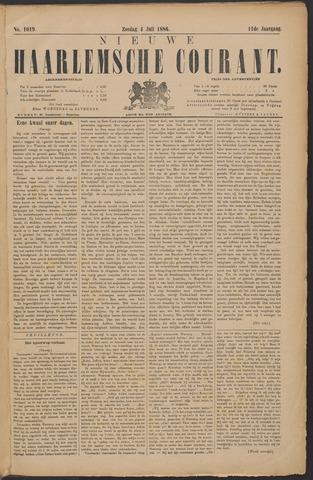 Nieuwe Haarlemsche Courant 1886-07-04