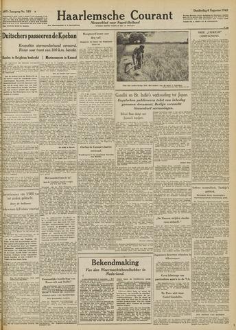 Haarlemsche Courant 1942-08-06