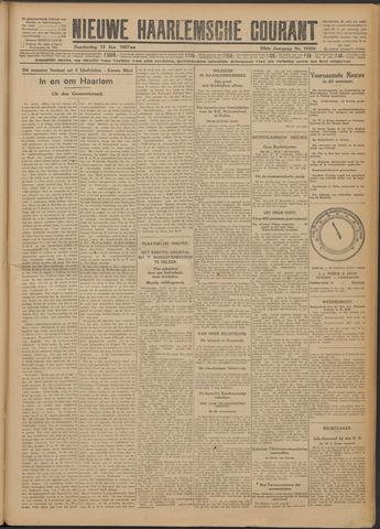 Nieuwe Haarlemsche Courant 1927-01-13