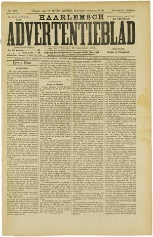 Haarlemsch Advertentieblad 1895-12-25