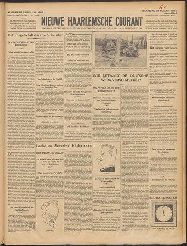 Nieuwe Haarlemsche Courant 1934-03-26