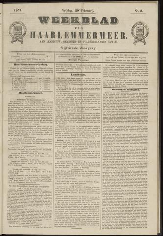 Weekblad van Haarlemmermeer 1874-02-20