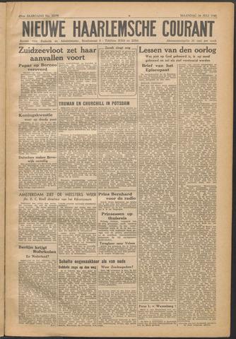 Nieuwe Haarlemsche Courant 1945-07-16