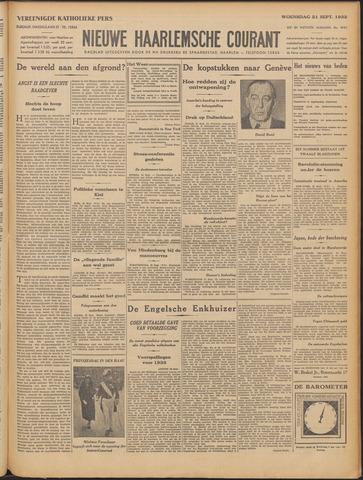 Nieuwe Haarlemsche Courant 1932-09-21