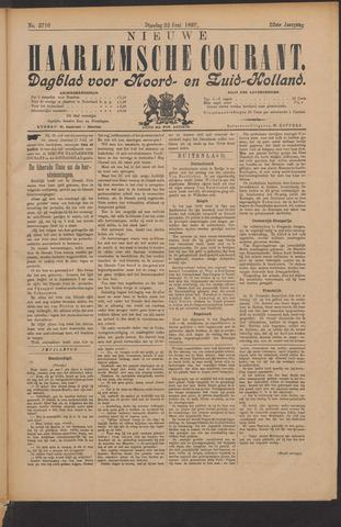 Nieuwe Haarlemsche Courant 1897-06-22