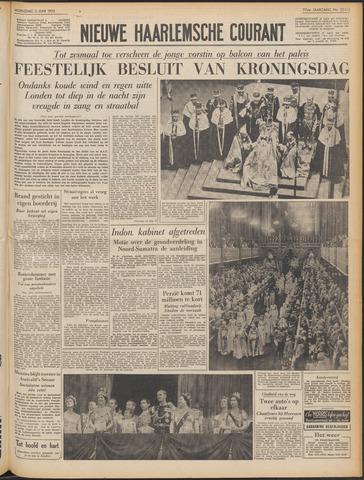 Nieuwe Haarlemsche Courant 1953-06-03
