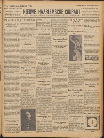 Nieuwe Haarlemsche Courant 1932-12-19