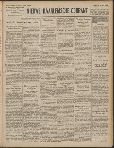 Nieuwe Haarlemsche Courant 1941-05-09