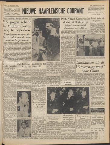 Nieuwe Haarlemsche Courant 1957-08-23