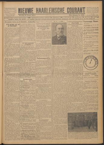 Nieuwe Haarlemsche Courant 1927-01-24