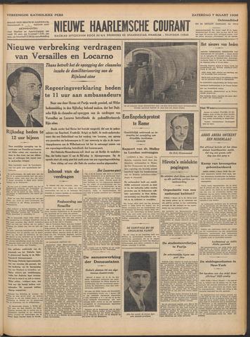 Nieuwe Haarlemsche Courant 1936-03-07