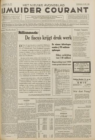 IJmuider Courant 1938-09-21