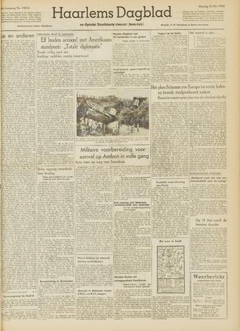 Haarlem's Dagblad 1950-05-16