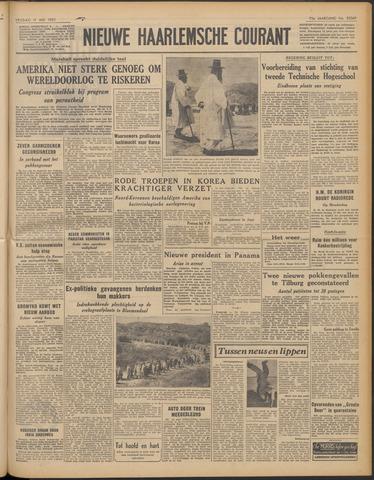 Nieuwe Haarlemsche Courant 1951-05-11