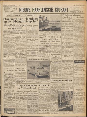 Nieuwe Haarlemsche Courant 1952-01-05