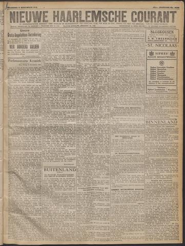 Nieuwe Haarlemsche Courant 1919-11-17