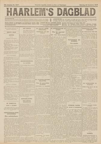 Haarlem's Dagblad 1926-09-25