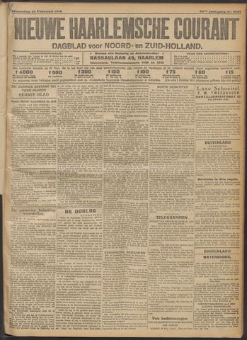 Nieuwe Haarlemsche Courant 1916-02-23