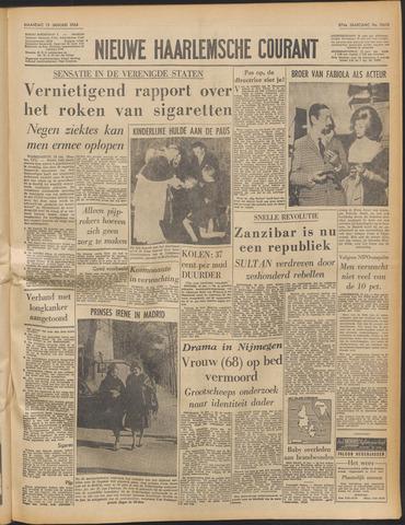 Nieuwe Haarlemsche Courant 1964-01-13