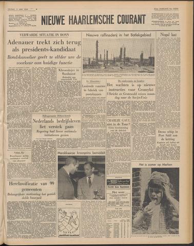 Nieuwe Haarlemsche Courant 1959-06-05
