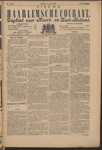 Nieuwe Haarlemsche Courant 1902-04-08