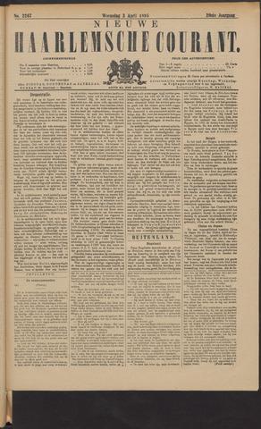 Nieuwe Haarlemsche Courant 1895-04-03