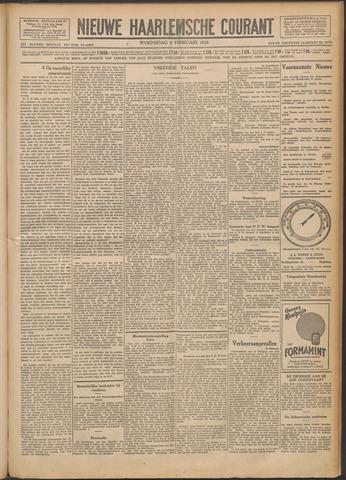 Nieuwe Haarlemsche Courant 1928-02-08