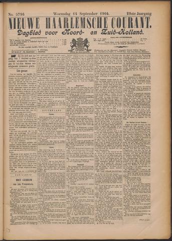 Nieuwe Haarlemsche Courant 1904-09-14