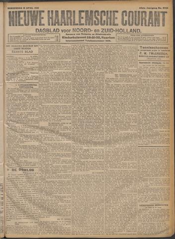Nieuwe Haarlemsche Courant 1915-04-15