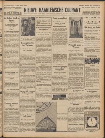 Nieuwe Haarlemsche Courant 1937-02-14