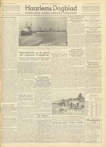 Haarlem's Dagblad 1954-12-07