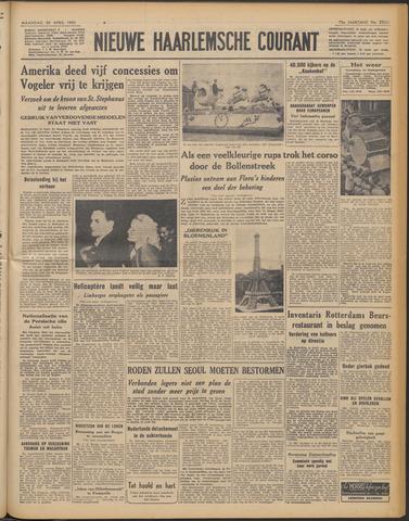 Nieuwe Haarlemsche Courant 1951-04-30
