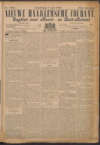 Nieuwe Haarlemsche Courant 1898-06-09