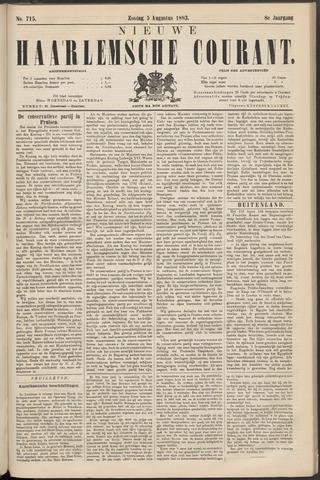 Nieuwe Haarlemsche Courant 1883-08-05