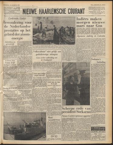 Nieuwe Haarlemsche Courant 1955-08-18