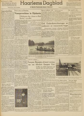 Haarlem's Dagblad 1950-01-26