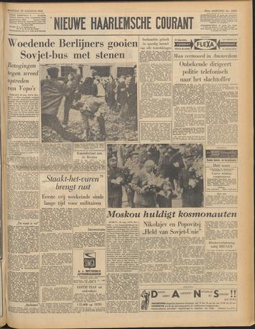 Nieuwe Haarlemsche Courant 1962-08-20