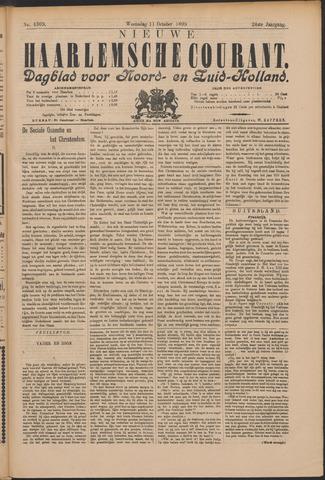 Nieuwe Haarlemsche Courant 1899-10-11